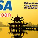 Thủ tục xin visa Đài Loan học tiếng