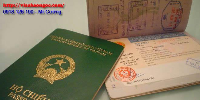 Dịch vụ làm hộ chiếu Việt Nam thường