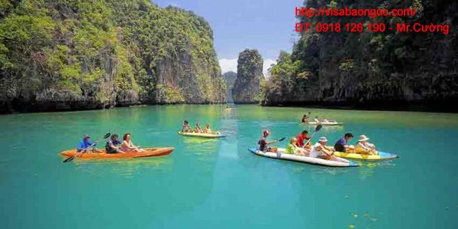 Visa Thái Lan, dịch vụ xin visa Thái Lan