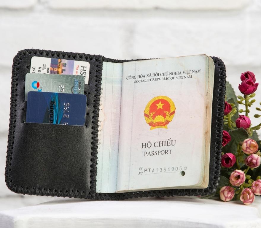 Thời gian lấy hộ chiếu là khoảng 2 tuần từ ngày hoàn thiện hồ sơ