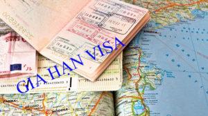 Chi phí cho 1 lần gia hạn visa là bao nhiêu