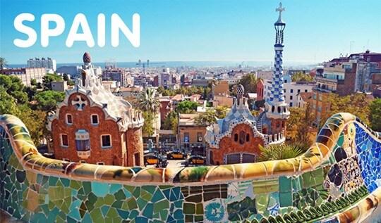 giấy tờ cần thiết để xin visa du lịch Tây Ban Nha.
