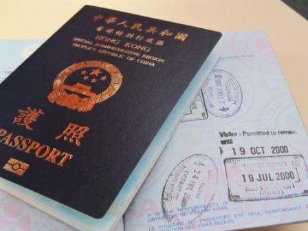 Kết quả hình ảnh cho visa hong kong