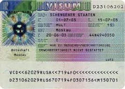 xin visa bồ đào nha cần những gì