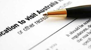 Cách điền mẫu đơn xin visa Ý