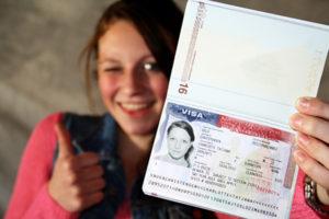 Thủ tục xin visa công tác
