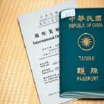 Mẫu đơn xin cấp visa đi Đài Loan hợp lệ