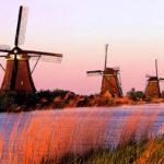 Những địa điểm tham quan hút du khách ở Hà lan