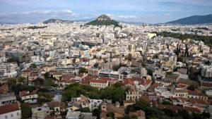 Thành phố của Hy Lạp