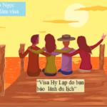"""""""Visa Hy Lạp do bạn bảo lãnh du lịch"""""""