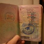 DỊCH VỤ XIN VISA CAMEROON