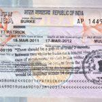 Kinh nghiệm xin visa Ấn Độ bạn nên biết