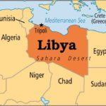 Visa đi thăm thân Libya