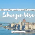 Làm visa Phần Lan thông qua khối schengen