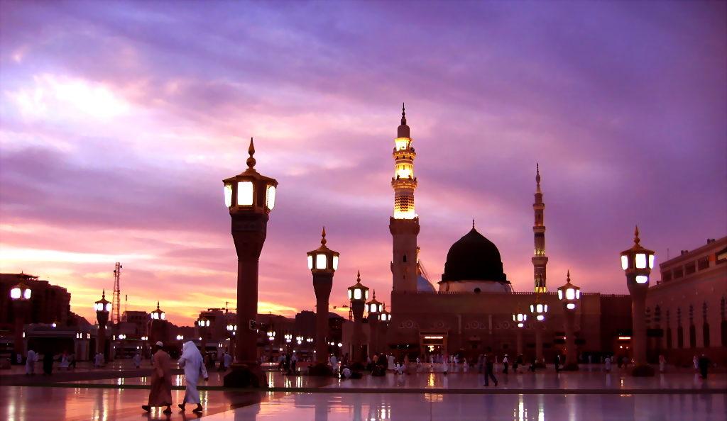 Thánh đường Al-Masjid an-Nabawi-Medina