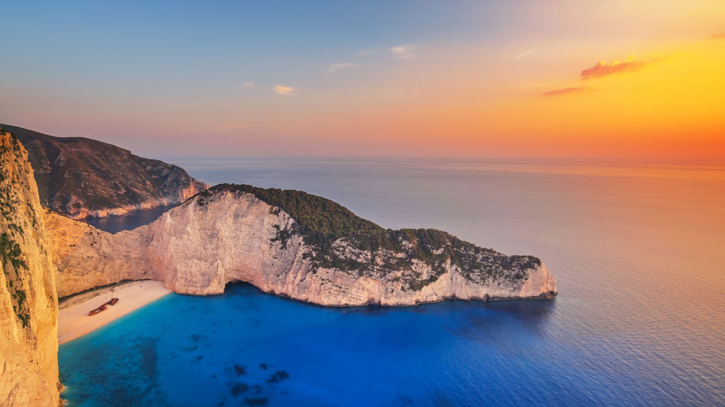 Địa điểm tham quan du lịch nổi tiếng ở Hy Lạp