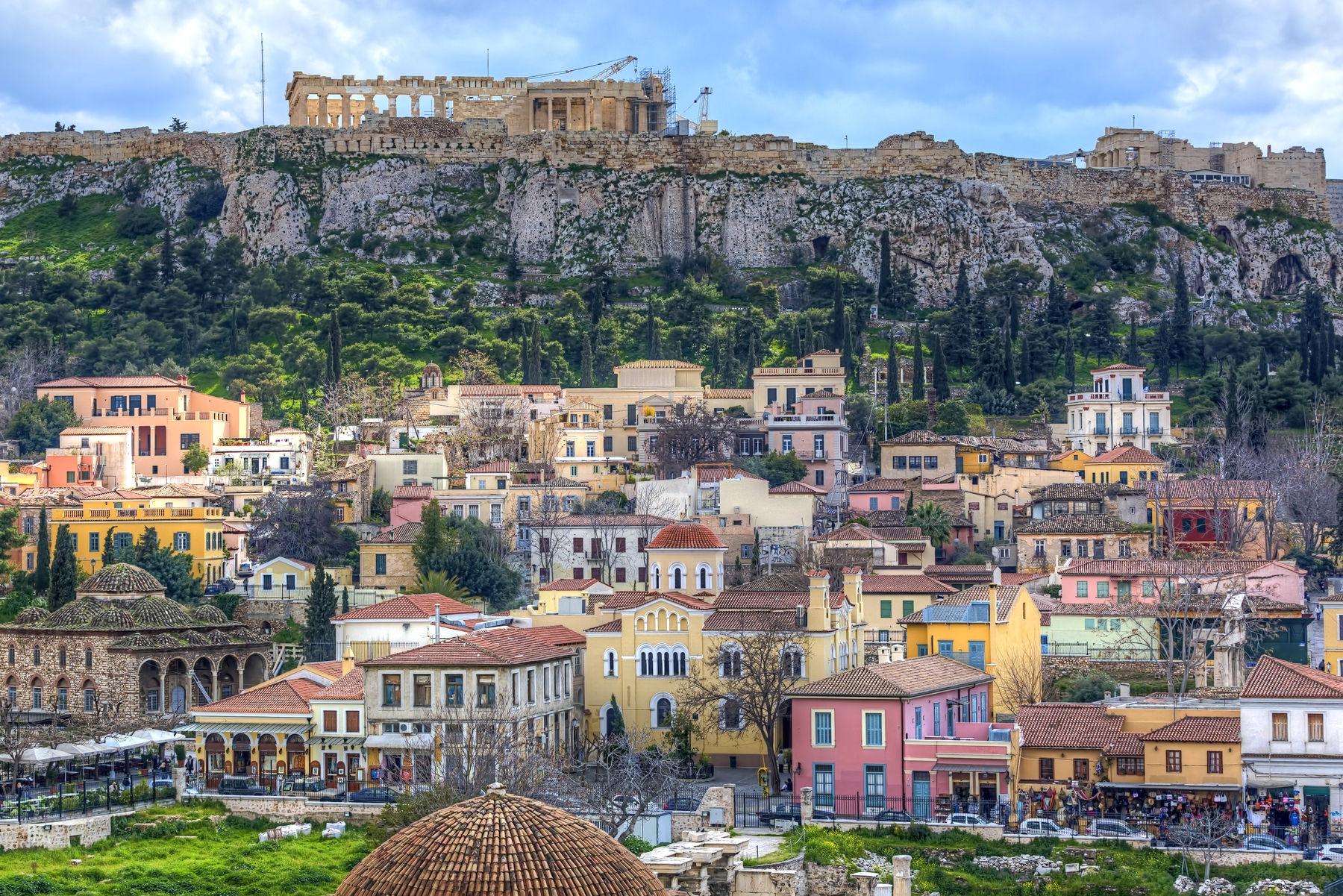 Văn hóa và con người Hy Lạp