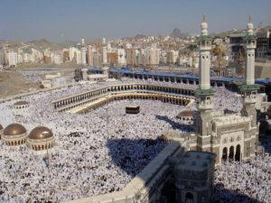 Thánh địa Hồi giáo Mecca