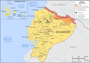 Visa Ecuador