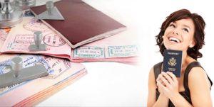 Hồ sơ xin visa thăm thân nhân