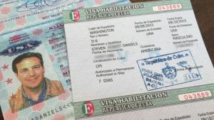 Xin visa đi công tác Cuba cần những giấy tờ gì?