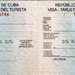 Quy trình để có thể làm visa đi Cuba