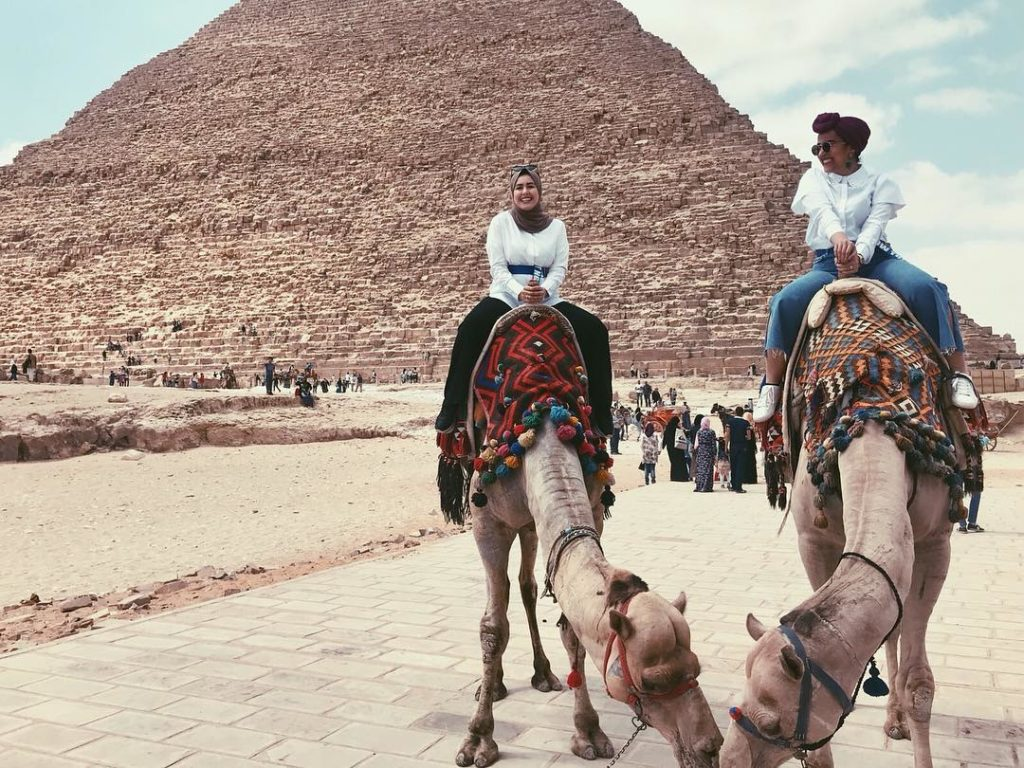 Các quốc gia được Ai Cập miễn thị thực