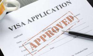 Hồ sơ xin visa công tác tại Nambia (2)