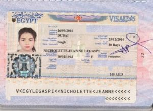 egyptian-visa