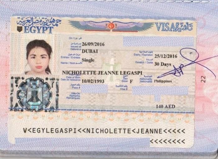 egyptian-visa