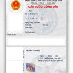 Ưu điểm khi làm thẻ căn cước công dân