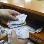 Đơn xin cấp thẻ căn cước công dân