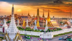 Royal Grand Palace Bangkok Tour Half Day