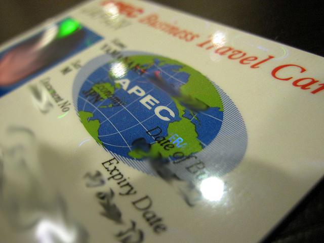 Tại sao phải xin thẻ APEC