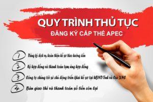 Dịch vụ làm thẻ APEC giá rẻ