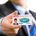 THẺ APEC DÙNG ĐỂ LÀM GÌ?