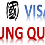 Làm Visa Trung Quốc Nhanh