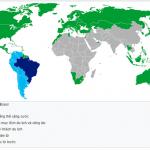 Chính sách visa Brazil